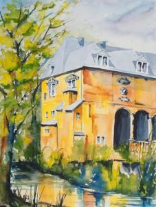 Schloss_Rheydt_Hofseite