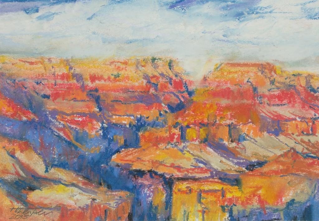Grand_Canyon_Pastell